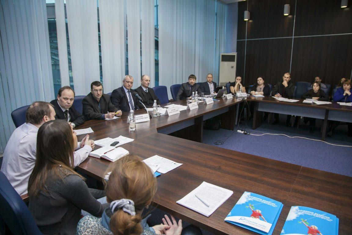 Круглый стол «Размещение рекламы и информации в Санкт-Петербурге»