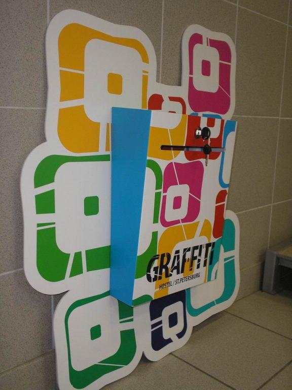 Почта в стиле Граффити